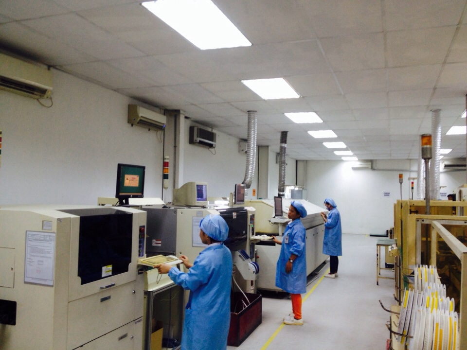 PT AWATRONICS MANUFACTURING - Turnkey project, Contract
